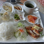 ブレスドッグカフェ - 料理写真: