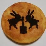 アンデルセン - お月見うさぎパン
