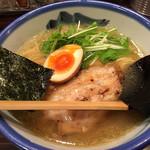 Afuri - 柚子塩ラーメン