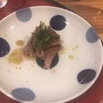 魚旬 うさぎ家 - 宮崎牛のしゃぶしゃぶ仕立て(だったっけ?)