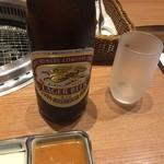プルヒャンギ - 瓶ビール