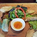アジアごはんとおはぎ 善 - 前菜