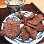 牛たんと和牛焼き 青葉 -