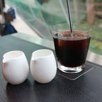 ル ミュゼ ドゥ アッシュ KANAZAWA - アイスコーヒー  ¥464