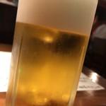ビアレストラン アリーブ - ズモナビール ゴールデンピルスナー