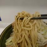 ハイパーファットン - 2017年9月 小ラーメン+豚枚 800+100円(コールはヤサイ)
