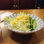 K - セットのサラダ