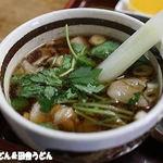 長寿庵 - 肉汁