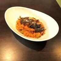ベジキッチン・グーグー - 肉厚しいたけのリゾット