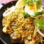 南インド家庭料理 インダスレイ - このビリヤニはやばい(*´艸`)