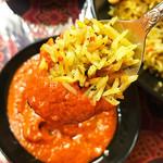 南インド家庭料理 インダスレイ - やばい(*^O^*)