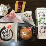 竹屋あさかわ - 料理写真:今回買ったものでーす。