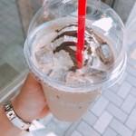 上島珈琲店 - 生チョココーヒー