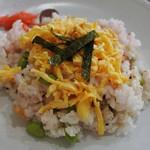 カフェ ネコノテ - 料理写真:ちらし寿司