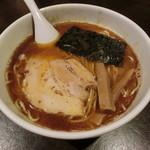 麺者 服部 - ジューシー麺750円