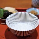 祇園 大渡 - お食事
