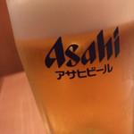 錦珍楼点心舗 - 生ビール