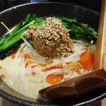 ユトリ - 担担麺2辛