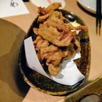 二◯加屋長介 - 若鶏セセリの唐揚げ