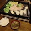 利尻ふる里食堂 - 料理写真:ホッケのちゃんちゃん焼き
