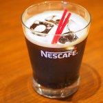 東京ライス - 大人のお子様ランチ 1550円 のアイスコーヒー