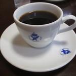 エビアンコーヒー - 珈琲