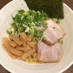 りょう二郎 - 濃厚つけ麺