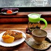 あとりえ - 料理写真:柿ケーキ