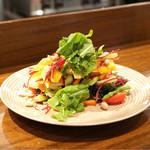 リストランテ ハナタニ - ☆オルトナーラ(野菜の前菜)1450円