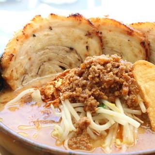 【割スープ無料!自分好みの味噌ラーメンを見つけられる】