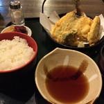 74294439 - 地魚天ぷら定食