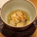 柚木元 - 天然鰻の白焼き
