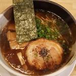 中華そば らんまん - 中華そば (醤油) 700円