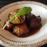 Chuugokuryourikujikuji - 黒酢酢豚