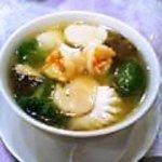 広州名菜 聚英 - 三鮮湯麺