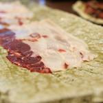 柚木元 - 熊のロース肉