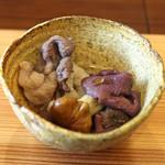 柚木元 - 月の輪熊の鍋