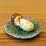柚木元 - 松茸の漬物