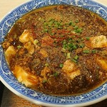 中華食堂仁仁 - 麻婆麺とライス