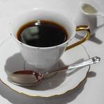 資生堂パーラー サロン・ド・カフェ - コーヒー