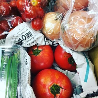 農家さんより新鮮な有機・減薬野菜を仕入れています