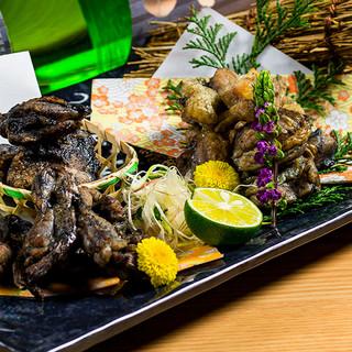 ◆地鶏専門店◆創作和食料理と美酒をお愉しみください。