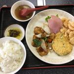 天宝 - 料理写真:A定食♪