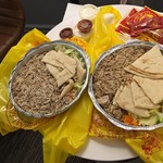 The Halal Guys WEST 53 ST. & 6 AVE. (SOUTHEAST CORNER) -