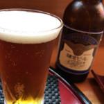 貴馳走坊 あ・うん - 鎌倉ビール ペールエール
