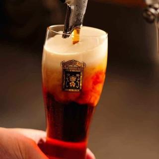 ハウスビール【ローズビール】