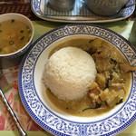 Faa Thai - グリーンカレー