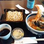 74316587 - 天丼とセイロ