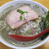 天夢 - 料理写真:「煮干しらーめん ヤボニボ」(970円)