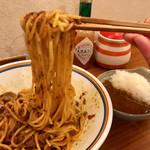 ラーメン暁 - 「スパゲッティミートソース」(900円)
